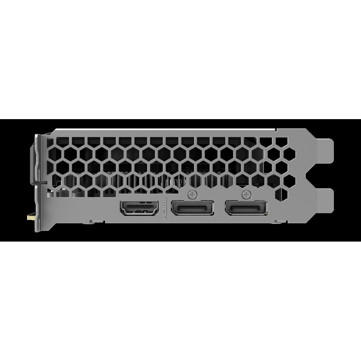 Placa de Vídeo Palit NVIDIA GeForce GTX 1650 GP, 4GB, GDDR5, 128bit, NE6165001BG1-1175A