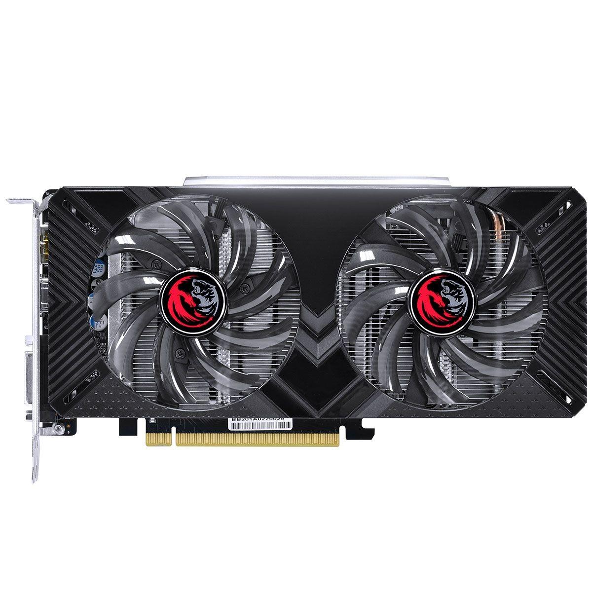 Placa de Vídeo PCyes GeForce GTX 1660 Super OC Dual Fan, 6GB GDDR6, 192Bit, PPSOC16601926G6