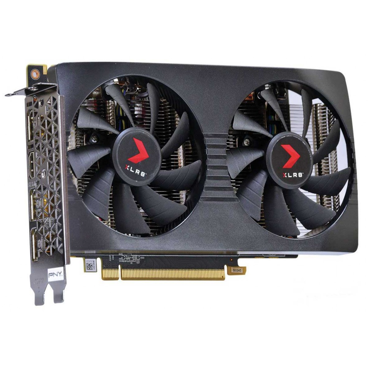 Placa de Vídeo PNY Geforce GTX 1060 XLR8 Gaming OC Dual, 6Gb GDDR5X, 192bit