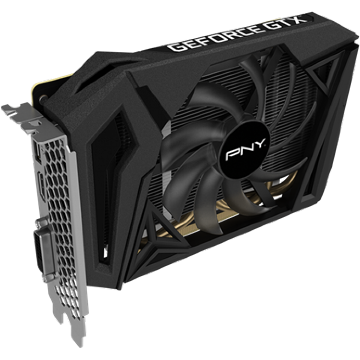 Placa de Vídeo PNY Geforce GTX 1660 Super 6GB, GDDR6, 192Bit