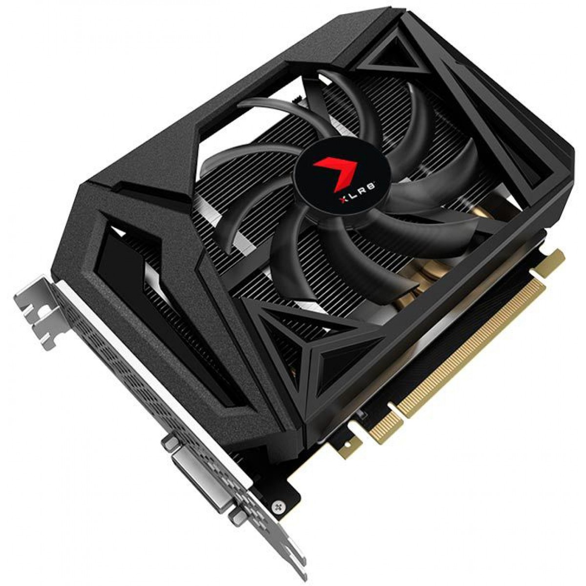 Placa de Vídeo PNY GeForce RTX 2060 XLR8, 6GB GDDR6, 192Bit, VCG20606SFPPB-O
