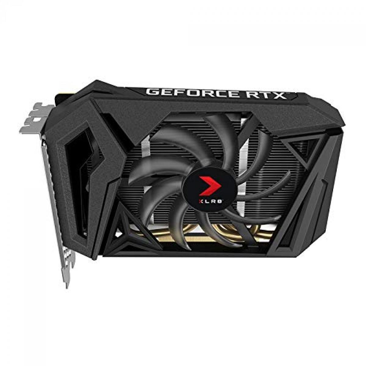 Placa de Vídeo PNY Geforce RTX 2060 XLR8 Gaming Overclocked Edition 6GB GDDR6, 192Bit, KMR2060N3J6EW1AKTP