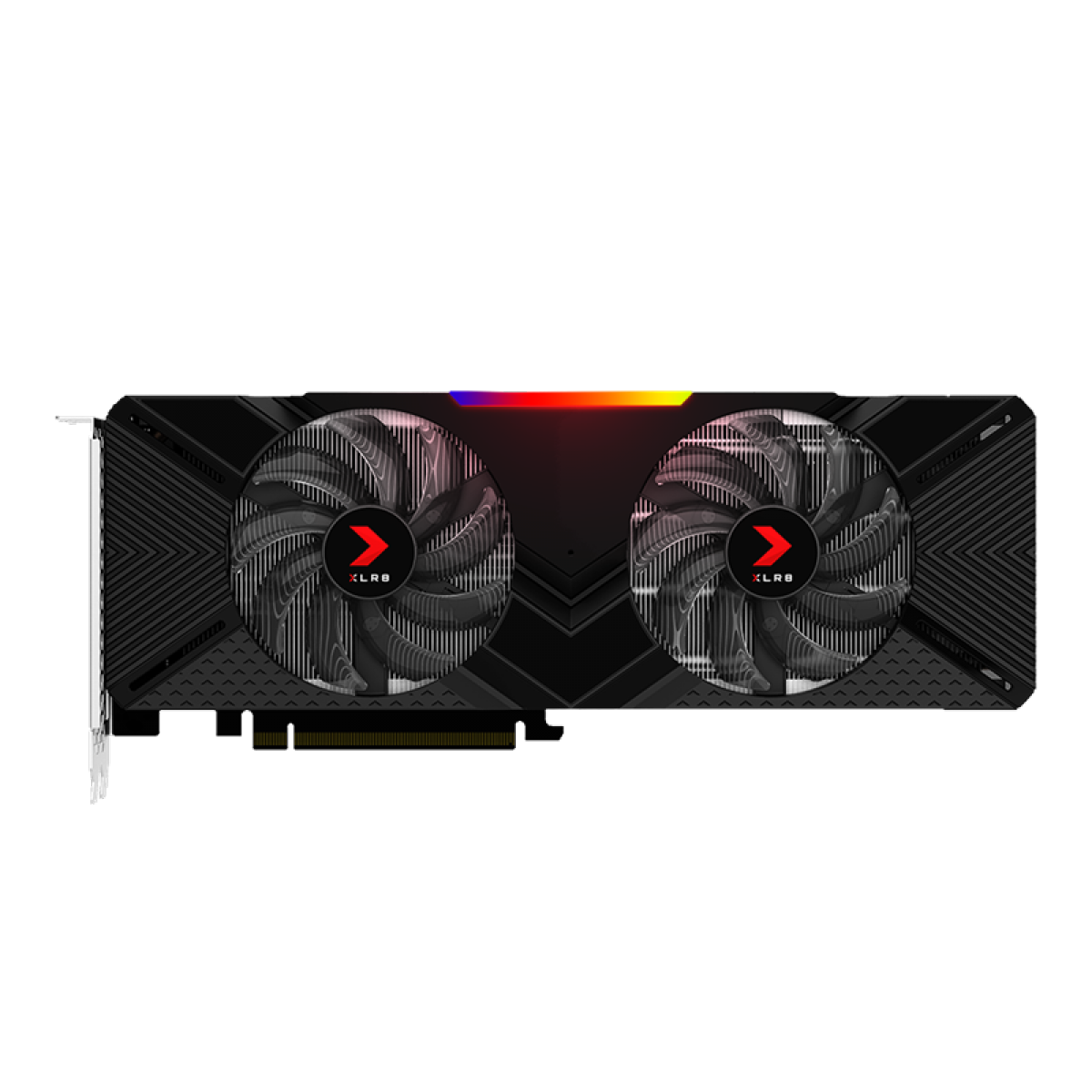Placa de Vídeo PNY Geforce RTX 2080 XLR8 Gaming Overclocked Edition 8GB GDDR6, 256Bit, VCG20808DFPPB-O-TF