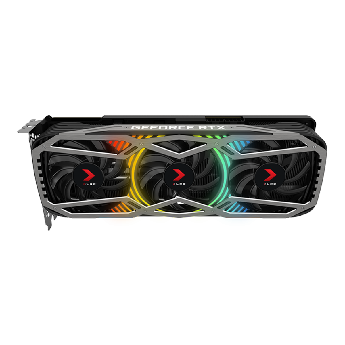 Placa de Vídeo PNY GeForce RTX 3080 XLR8 Gaming EPIC-X RGB Triple, 10GB, GDDR6X, 320Bit, VCG308010TFXPPB