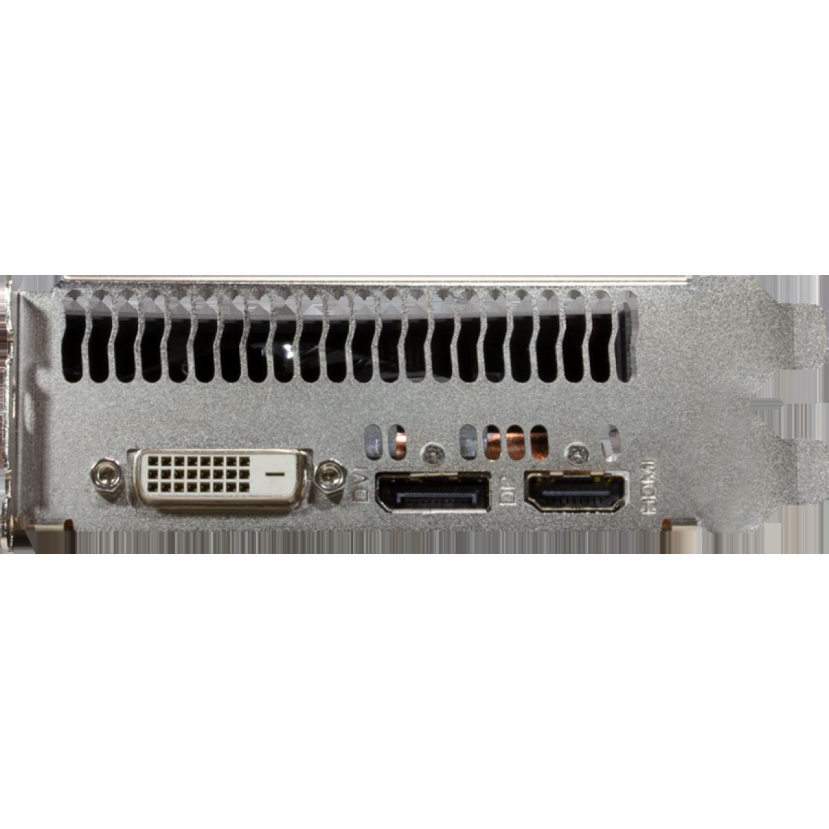Placa de Vídeo PowerColor Radeon Navi RX 5500 XT, Dual Fan, 4GB GDDR6, 128Bit, AXRX5500XT 4GBD6-DH/OC