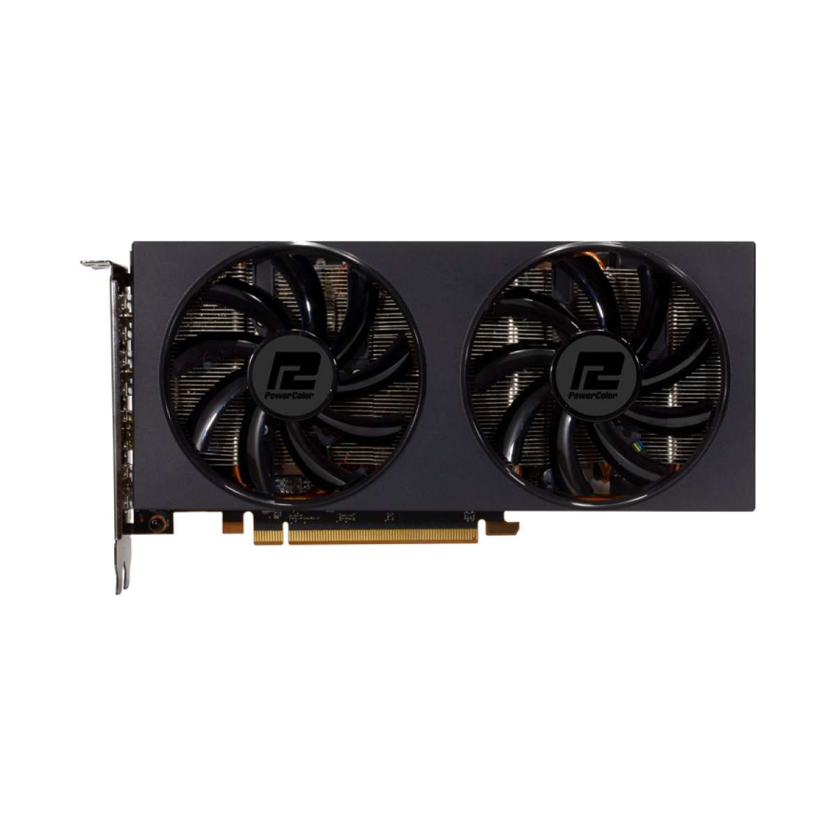 Placa de Vídeo PowerColor, Radeon, Navi RX 5700 XT DUAL OC, 8GB, GDDR6, 256Bit, AXRX 5700 XT 8GBD6-3DH
