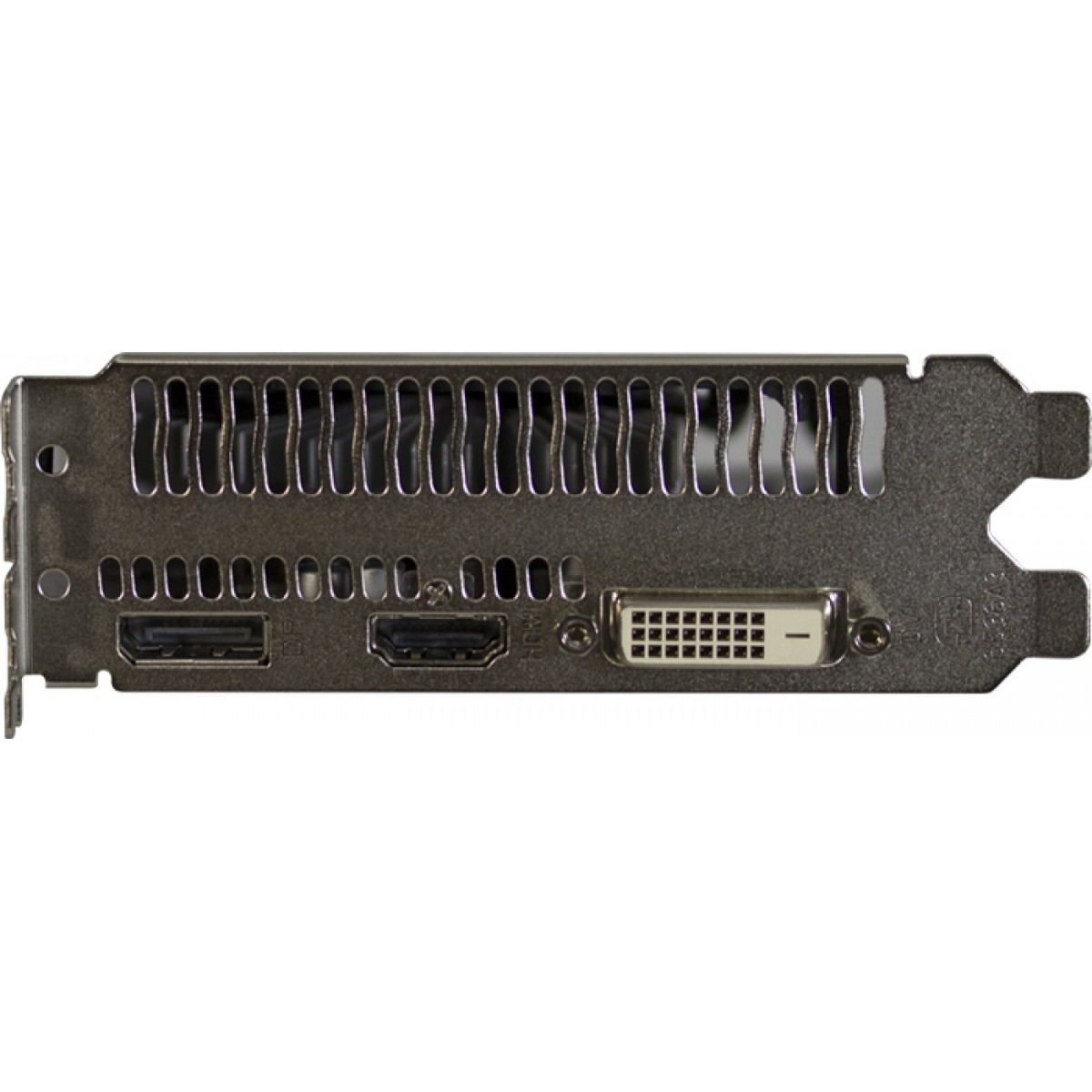 Placa de Vídeo PowerColor Radeon RX 550, 4GB GDDR5, 128Bit, AXRX 550 4GBD5-DHA/OC