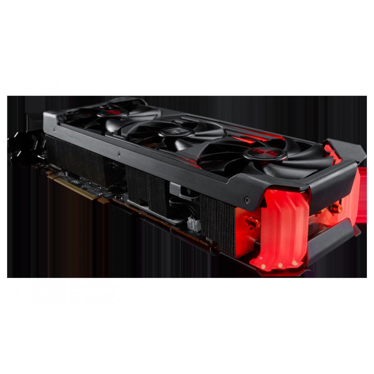 Placa de Vídeo PowerColor Radeon RX 6800 XT Red Devil, 16GB, GDDR6, 256bit, AXRX 6800XT 16GBD6-3DHE/OC