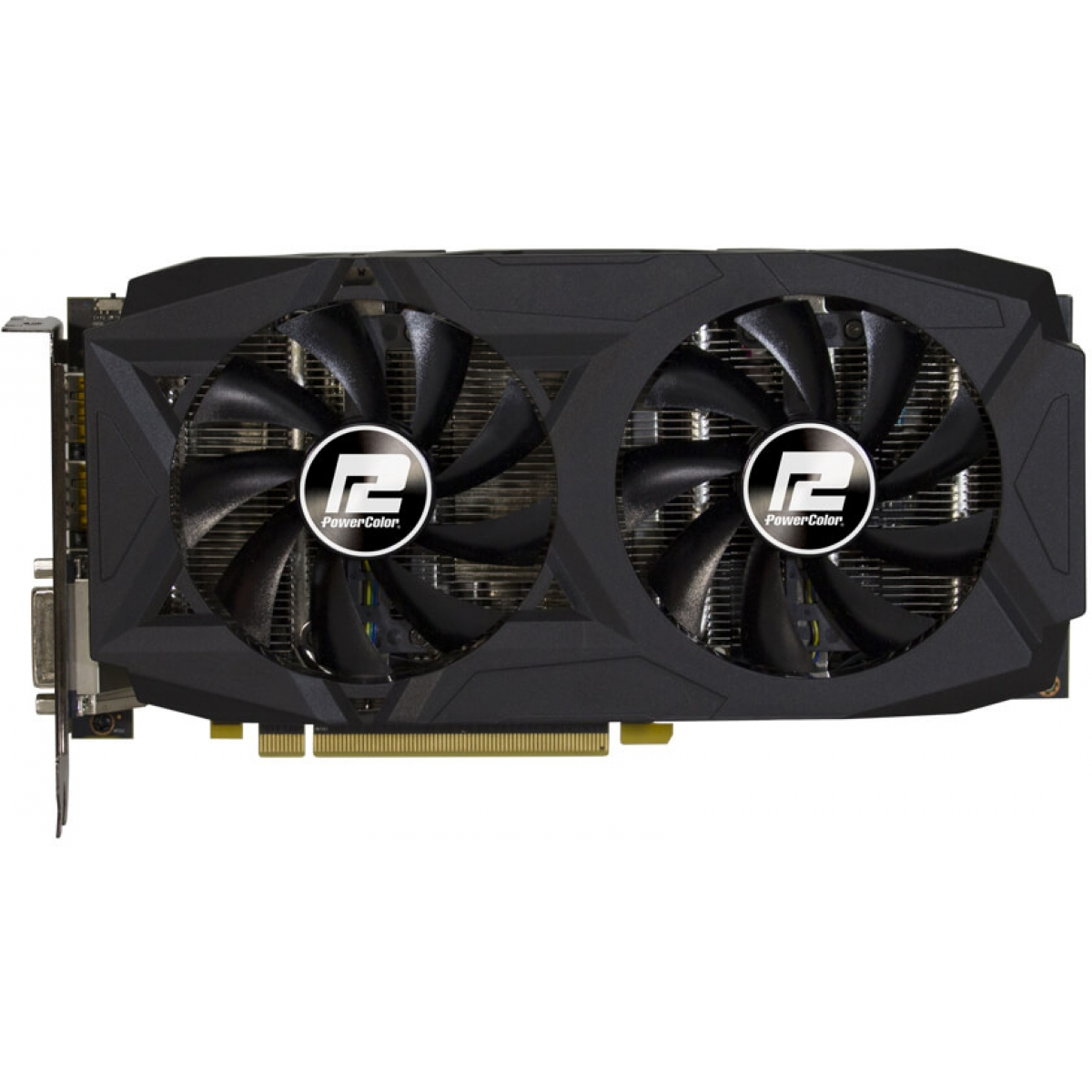 Placa de Vídeo PowerColor Radeon Red Dragon RX 580 8GB AXRX 580 8GBD5-3DHDV2/OC 256Bit GDDR5 PCI-EXP