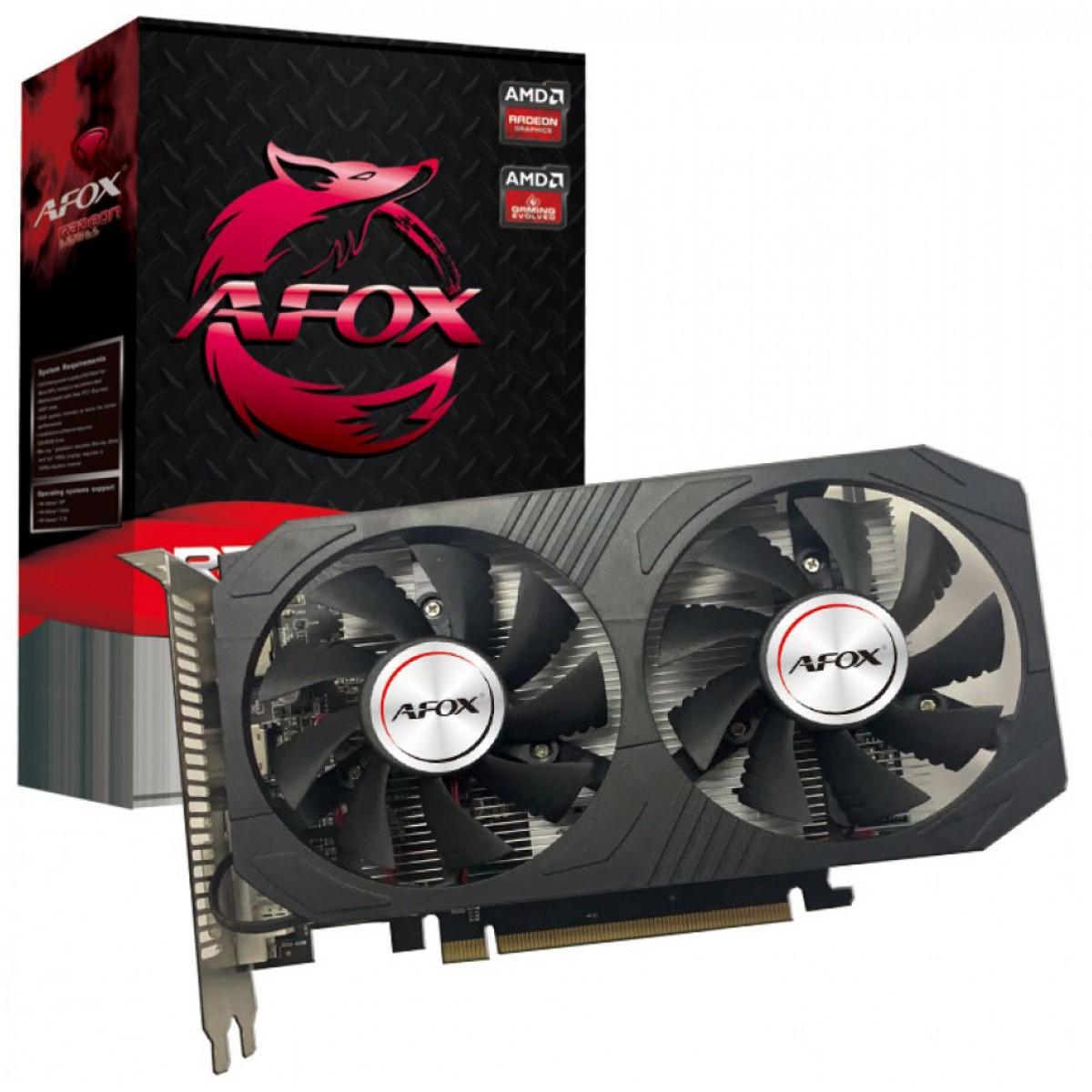 Placa de Vídeo Radeon RX 560-D, 4GB GDDR5, 128Bit, AFRX560D-4096D5H4