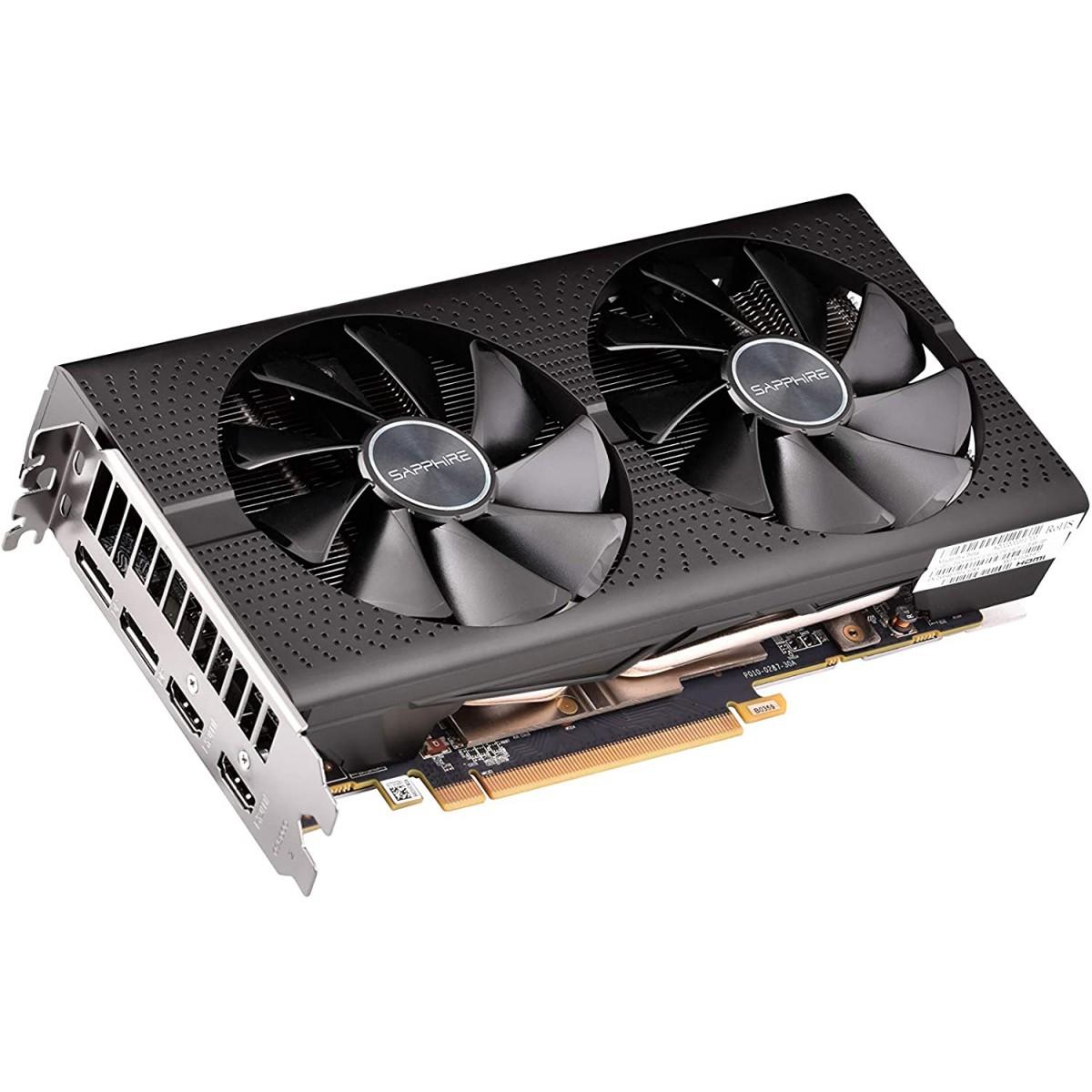 Placa de Vídeo Sapphire, Radeon, RX 580 Pulse, 8GB, GDDR5, 256Bit, 11265-67-20G