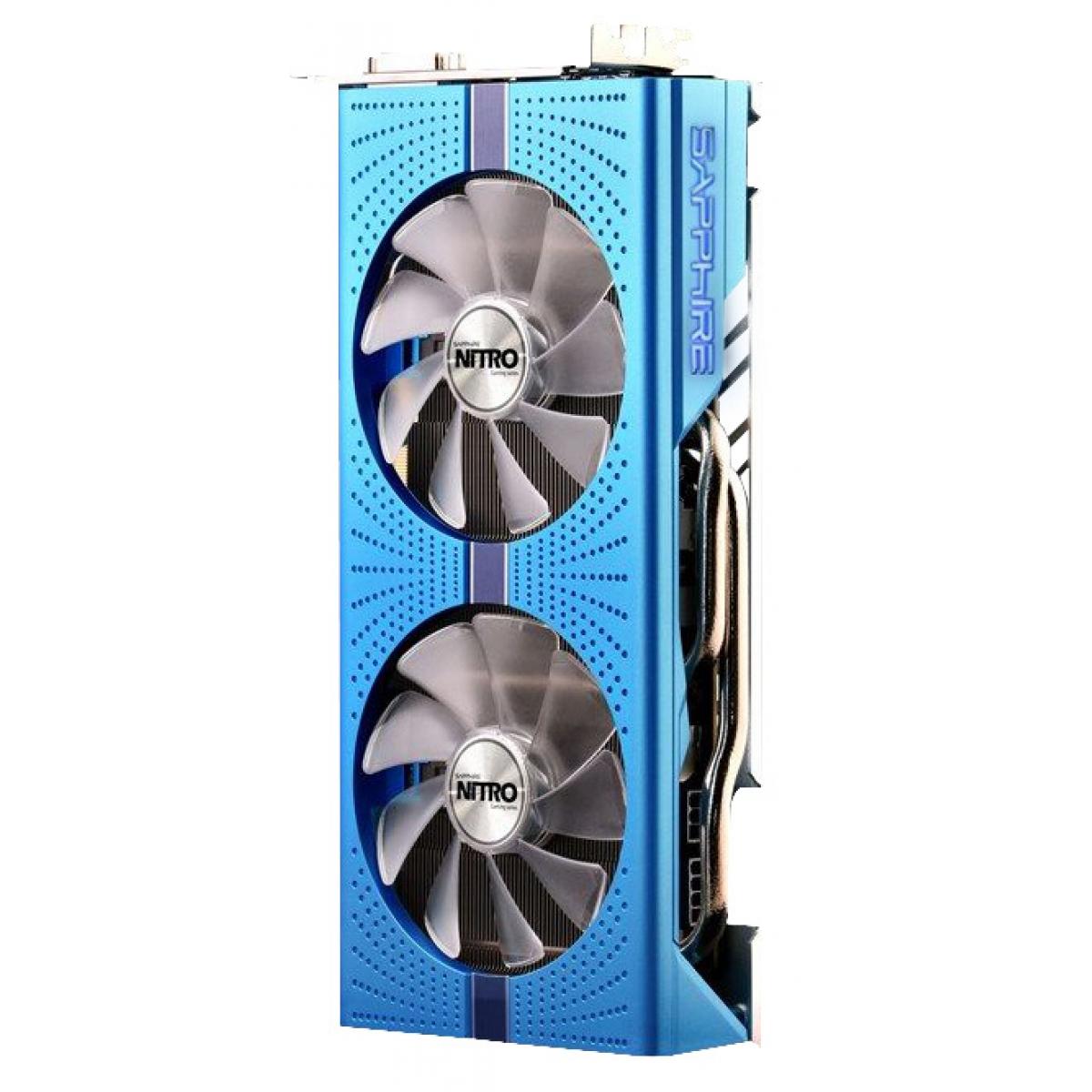 Placa de Vídeo Sapphire Radeon RX 590 NITRO+ Special Edition Dual, 8GB GDDR5, 256BIT, 11289-01-20G