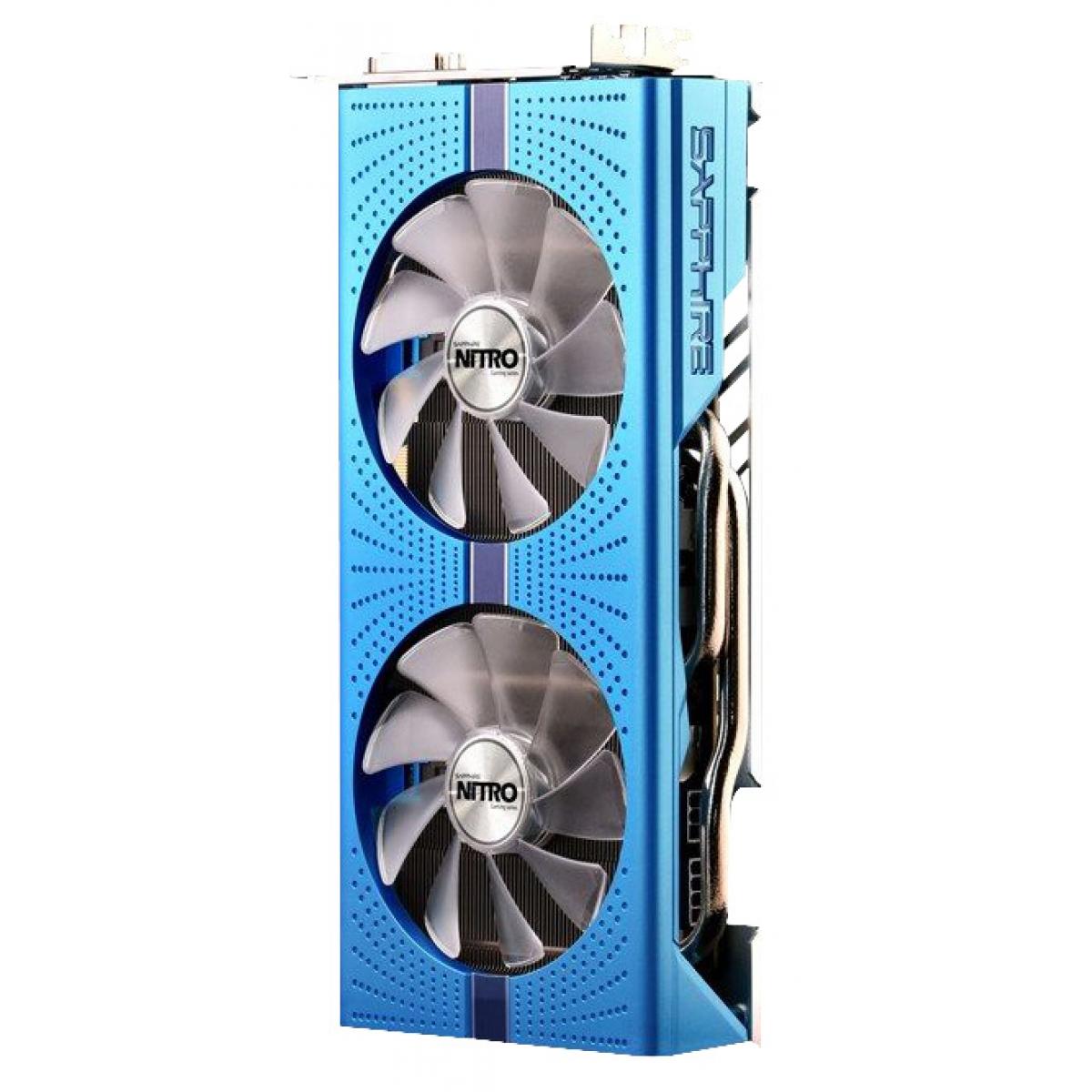 Placa de Vídeo Sapphire Radeon RX 590 NITRO+ Special Edition Dual, 8GB GDDR5, 256BIT
