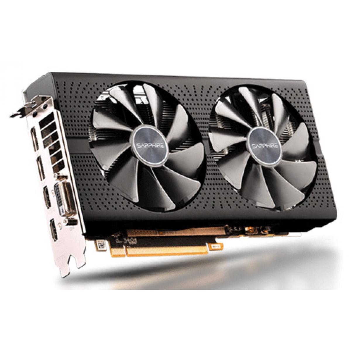 Placa de Vídeo Sapphire Radeon RX 590 Pulse Dual, 8GB GDDR5, 256BIT