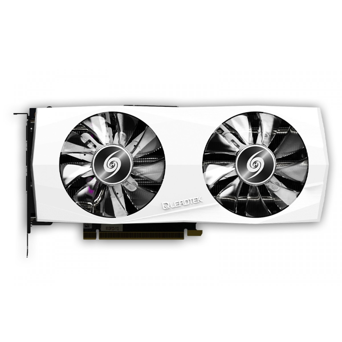 Placa de Vídeo Leadtek, WinFast GeForce RTX 3060 Hurricane, 12GB, GDDR6, 192bits