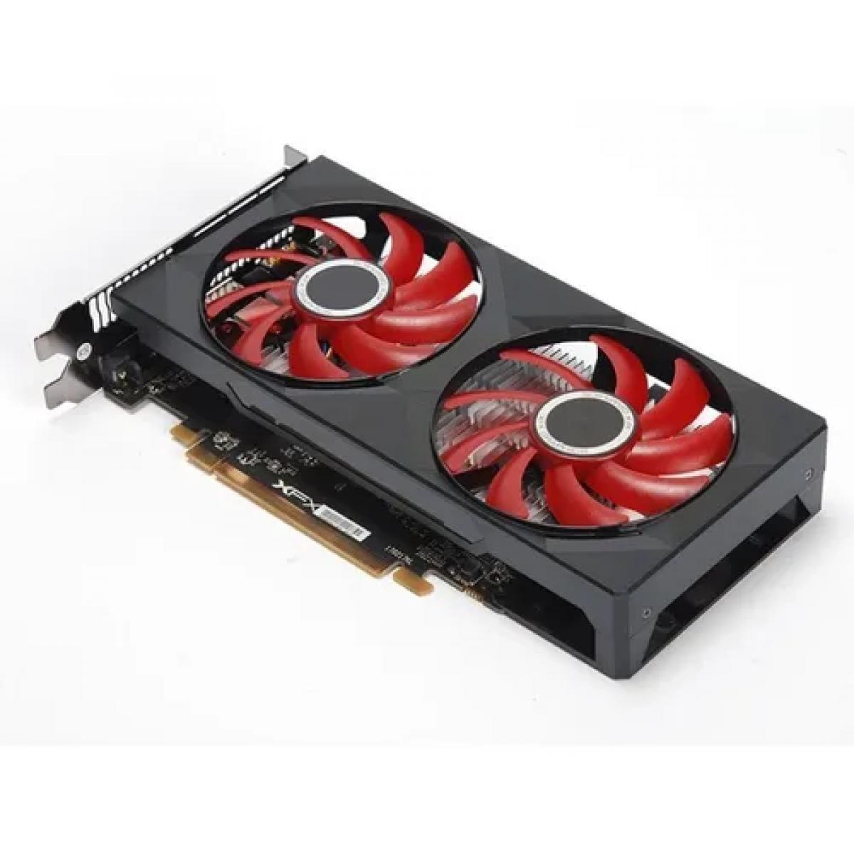 Placa de Vídeo XFX AMD Radeon RX 550, 4GB, GDDR5, 128bit, 550P4PFG5 - Open Box