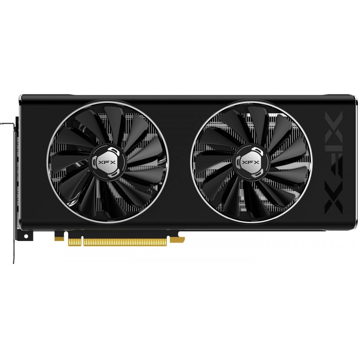 Placa de Vídeo XFX Radeon Navi RX 5700 XT, THICC II, 8GB GDDR6, 256Bit
