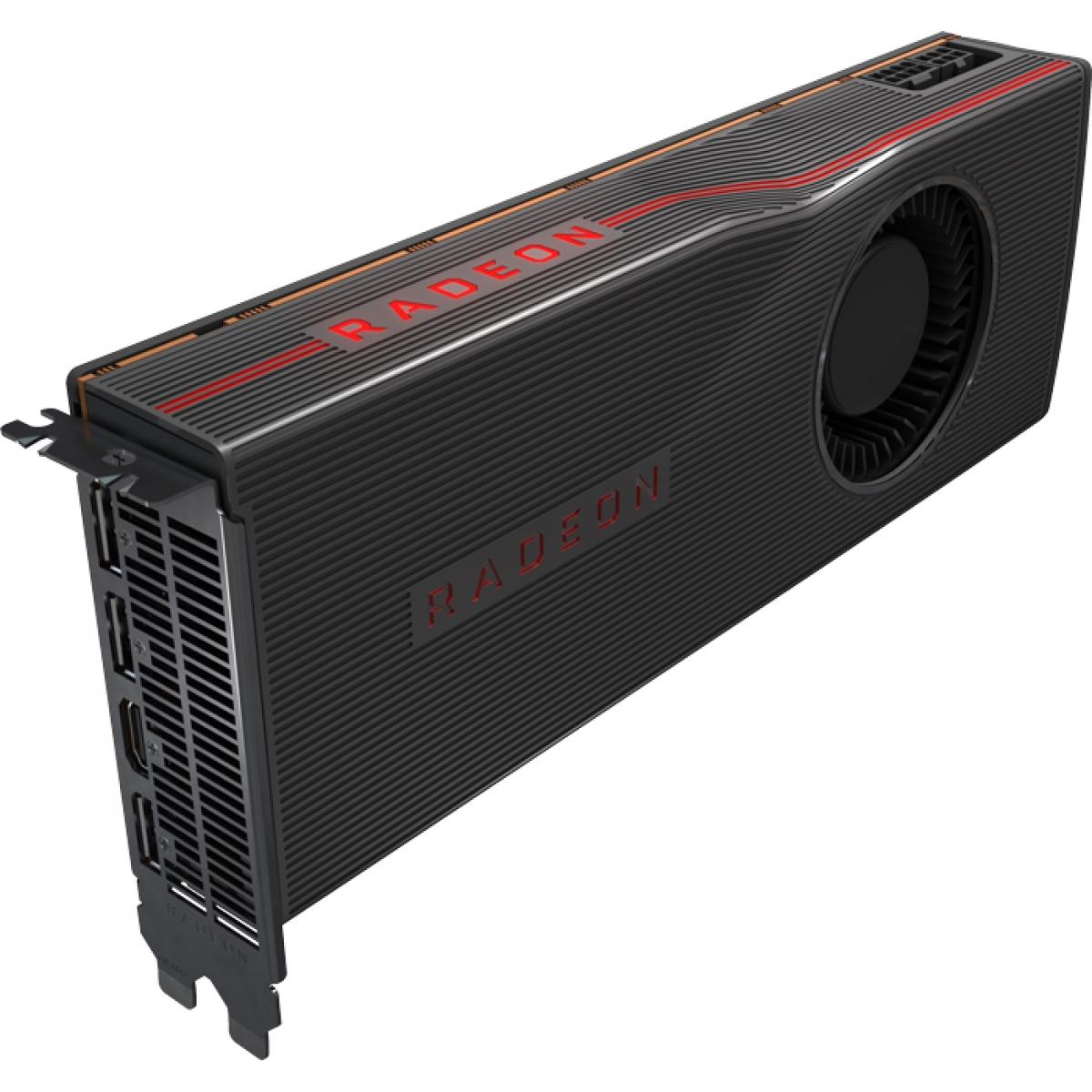 Placa de Vídeo XFX Radeon Navi RX 5700 XT D6, 8GB GDDR6, 256Bit, RX-57XT8MFD6