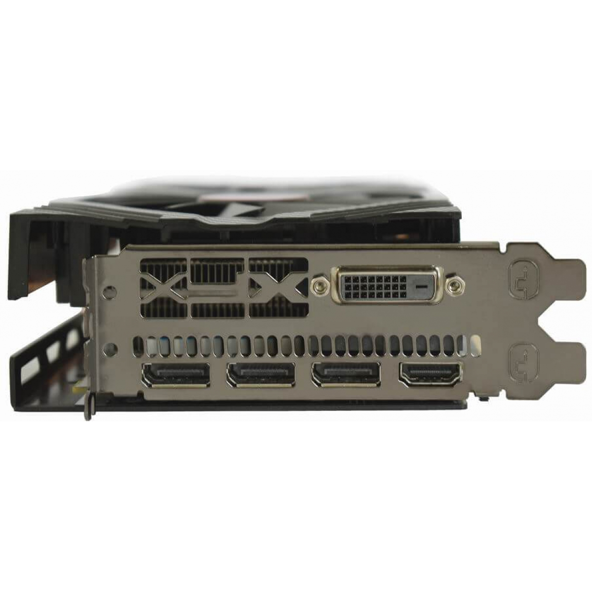 Placa de Vídeo XFX Radeon RX 590 Fatboy Dual OC+, 8GB GDDR5, 256Bit, RX-590P8DFD6