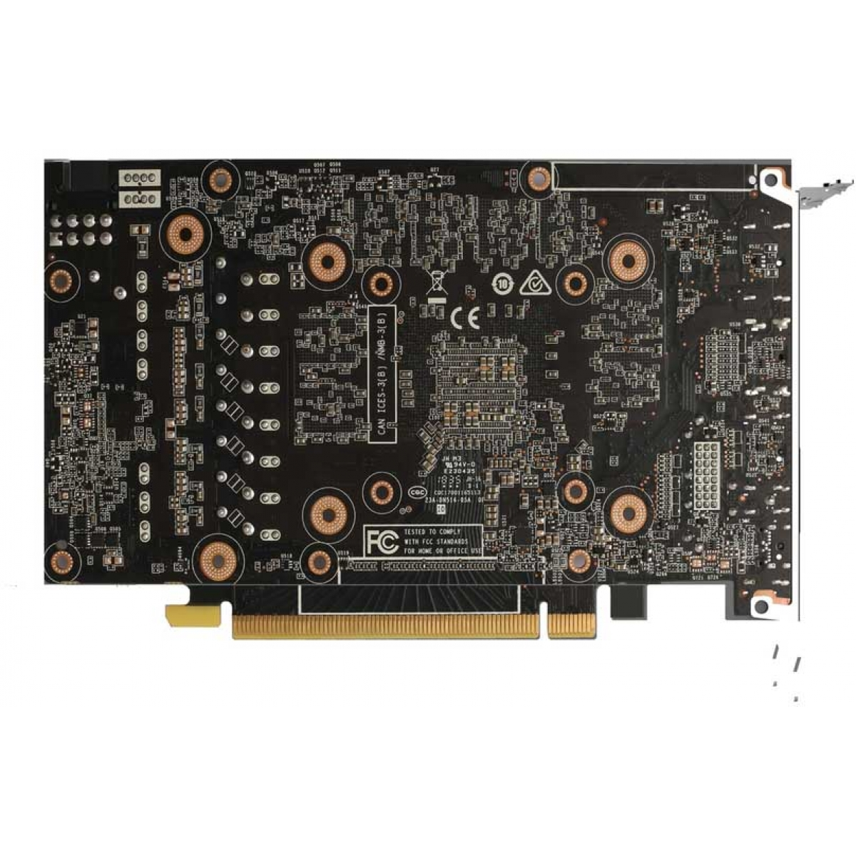 Placa de Vídeo Zotac GeForce GTX 1660 Dual, 6GB GDDR5, 192Bit, ZT-T16600F-10L