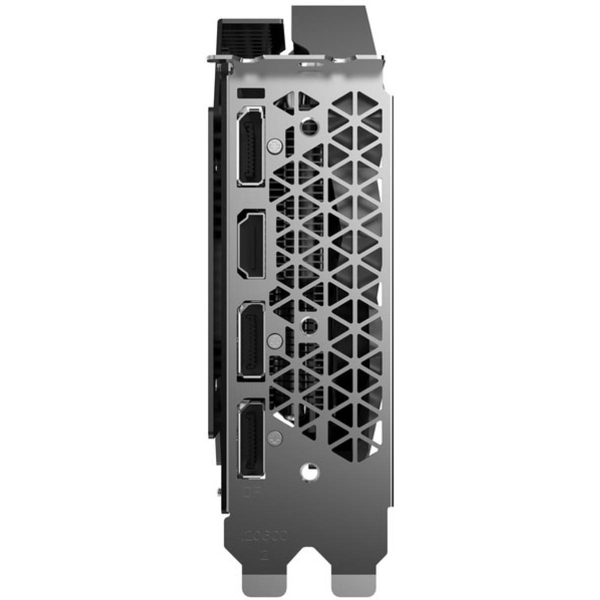 Placa de Vídeo Zotac GeForce GTX 1660 Ti AMP! Dual, 6GB GDDR6, 192Bit