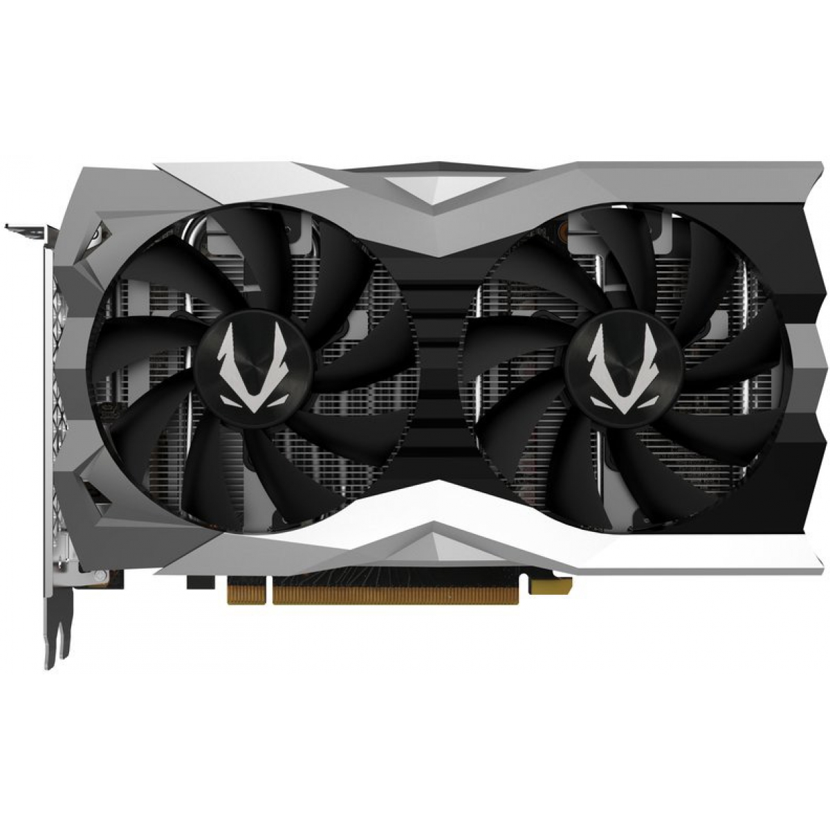 Placa de Vídeo Zotac GeForce RTX 2060 Gaming Twin Fan, 6GB GDDR6, 192Bit, ZT-T20600F-10M