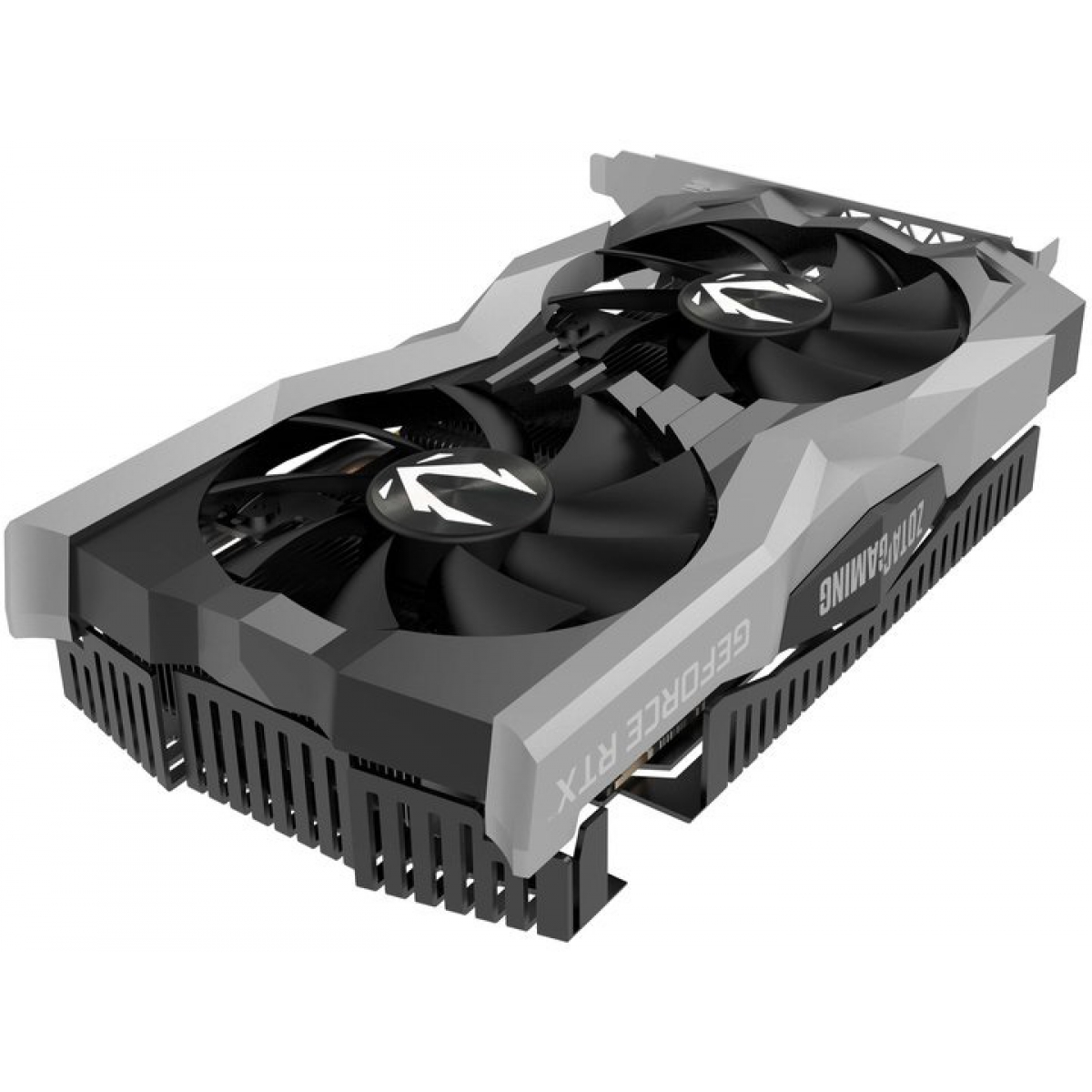 Placa de Vídeo Zotac GeForce RTX 2060 Gaming Twin Fan, 6GB GDDR6, 192Bit