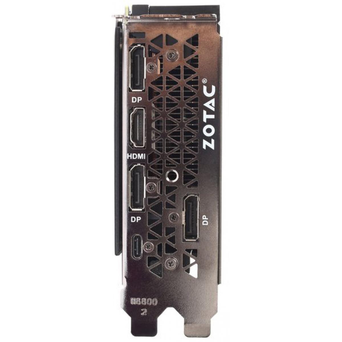 Placa de Vídeo Zotac GeForce RTX 2080 Blower, 8GB GDDR6, 256Bit, ZT-T20800A-10P