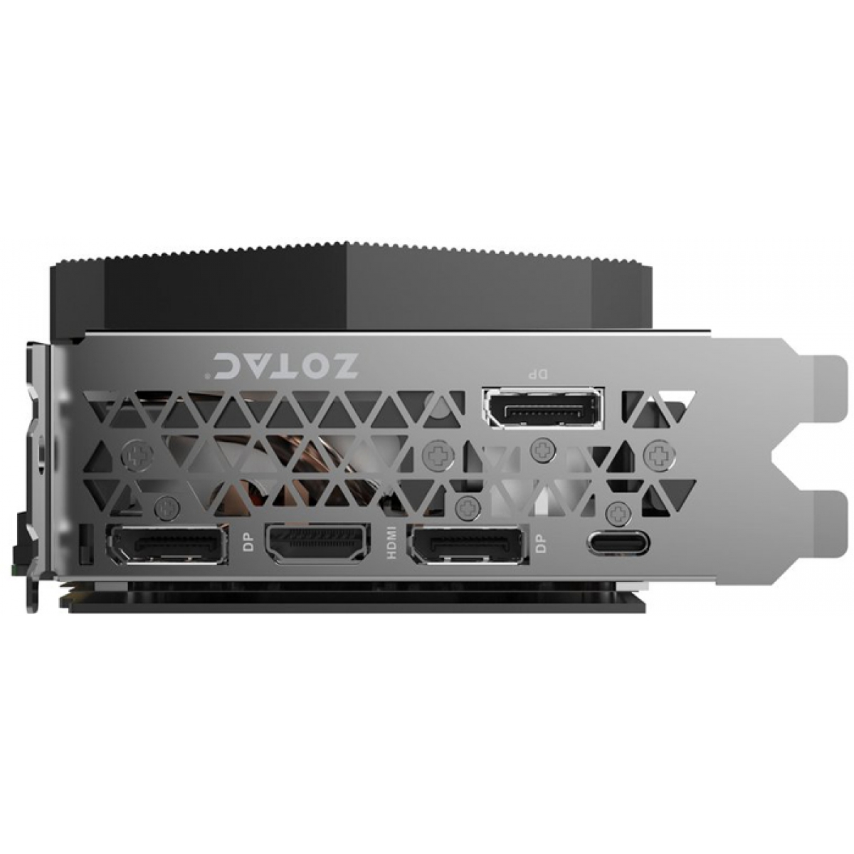 Placa de Vídeo Zotac GeForce RTX 2080 TI AMP, 11GB GDDR6, 352Bit, ZT-T20810D-10P