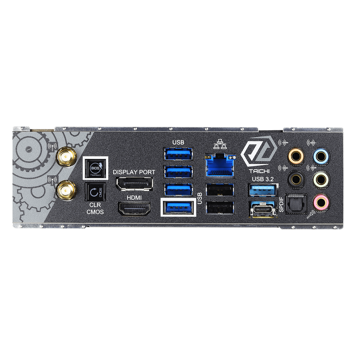 Placa Mãe ASROCK B550 TAICHI, Chipset B550, AMD AM4, ATX, DDR4