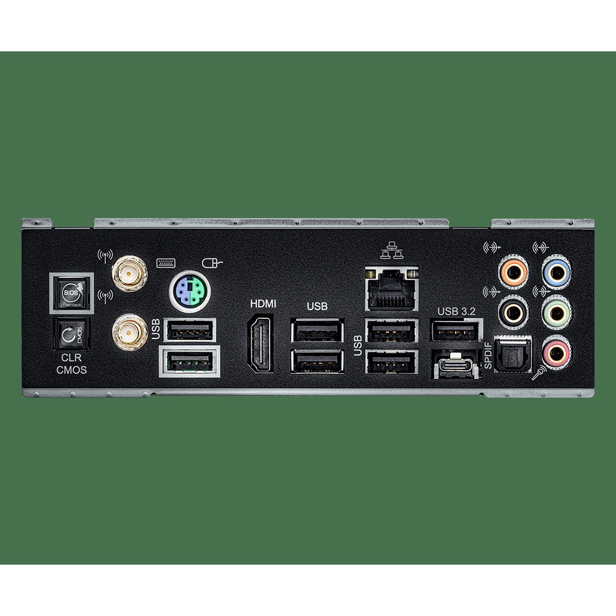 Placa Mãe ASRock X570 Taichi Razer Edition, Chipset X570, AMD AM4, ATX, DDR4, 90-MXBEY0-A0UAYZ