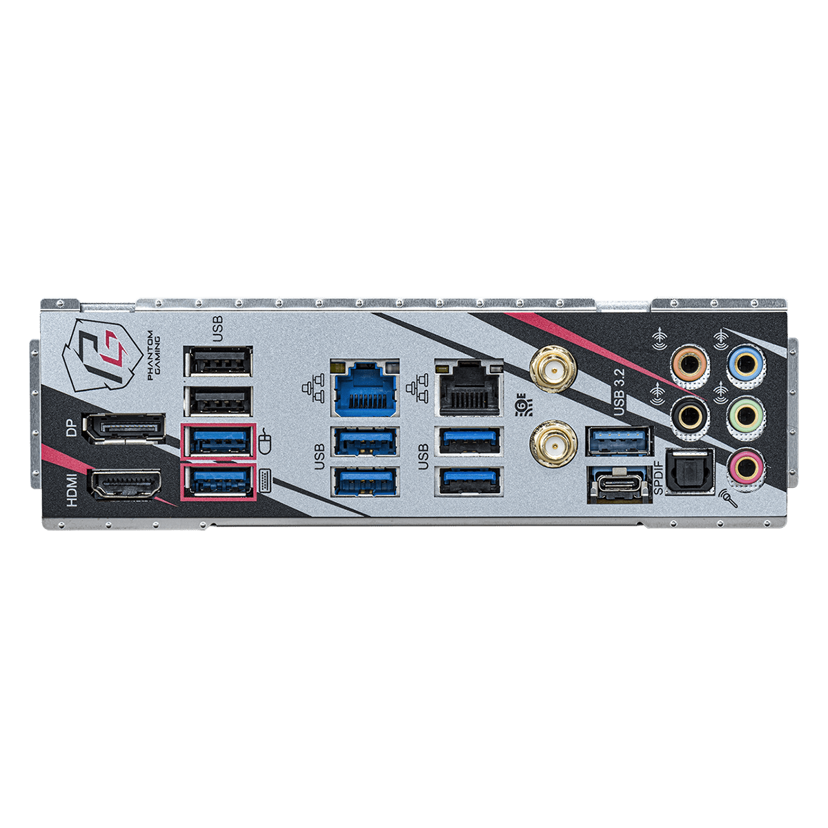 Placa Mãe ASRock Z590 PG Velocita, Chipset Intel Z590, Socket 1200, ATX, DDR4
