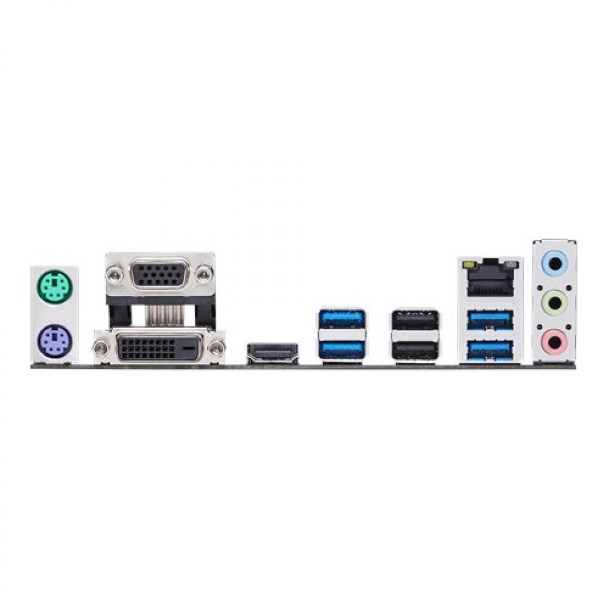 Placa Mãe Asus Prime A320M-A, Chipset A320, AMD AM4, mATX, DDR4