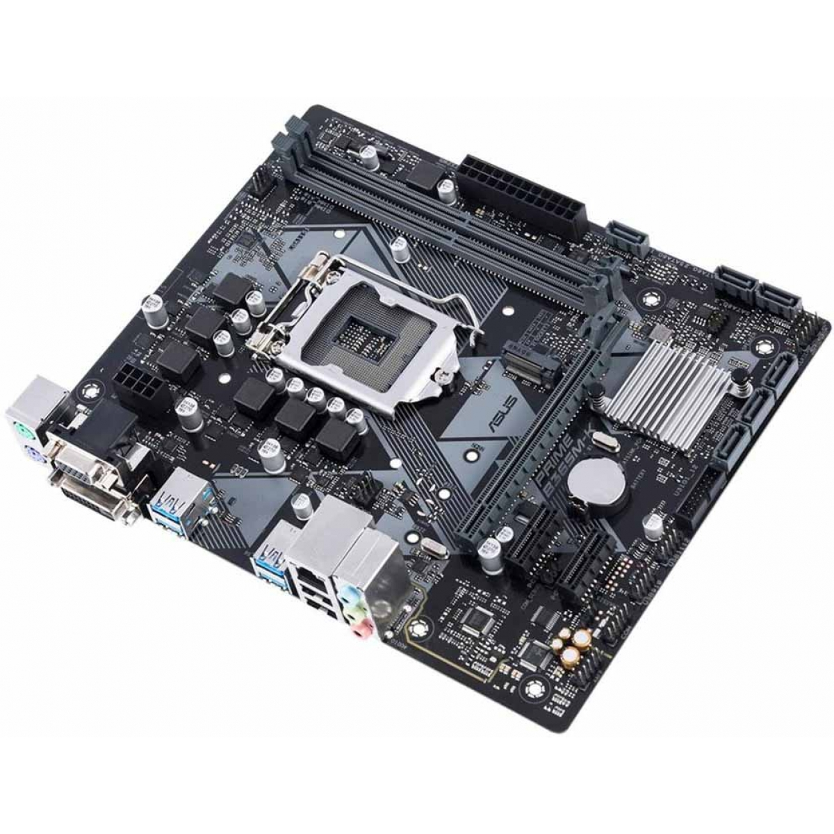 Placa Mãe Asus Prime B365M-K, Chipset B365, Intel LGA 1151, mATX, DDR4