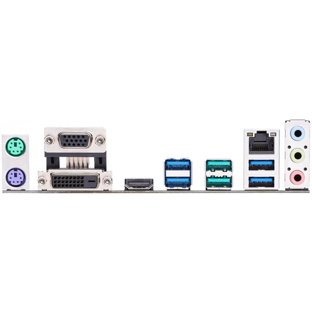 Placa Mãe Asus Prime B450M-A, Chipset B450, AMD AM4, mATX, DDR4