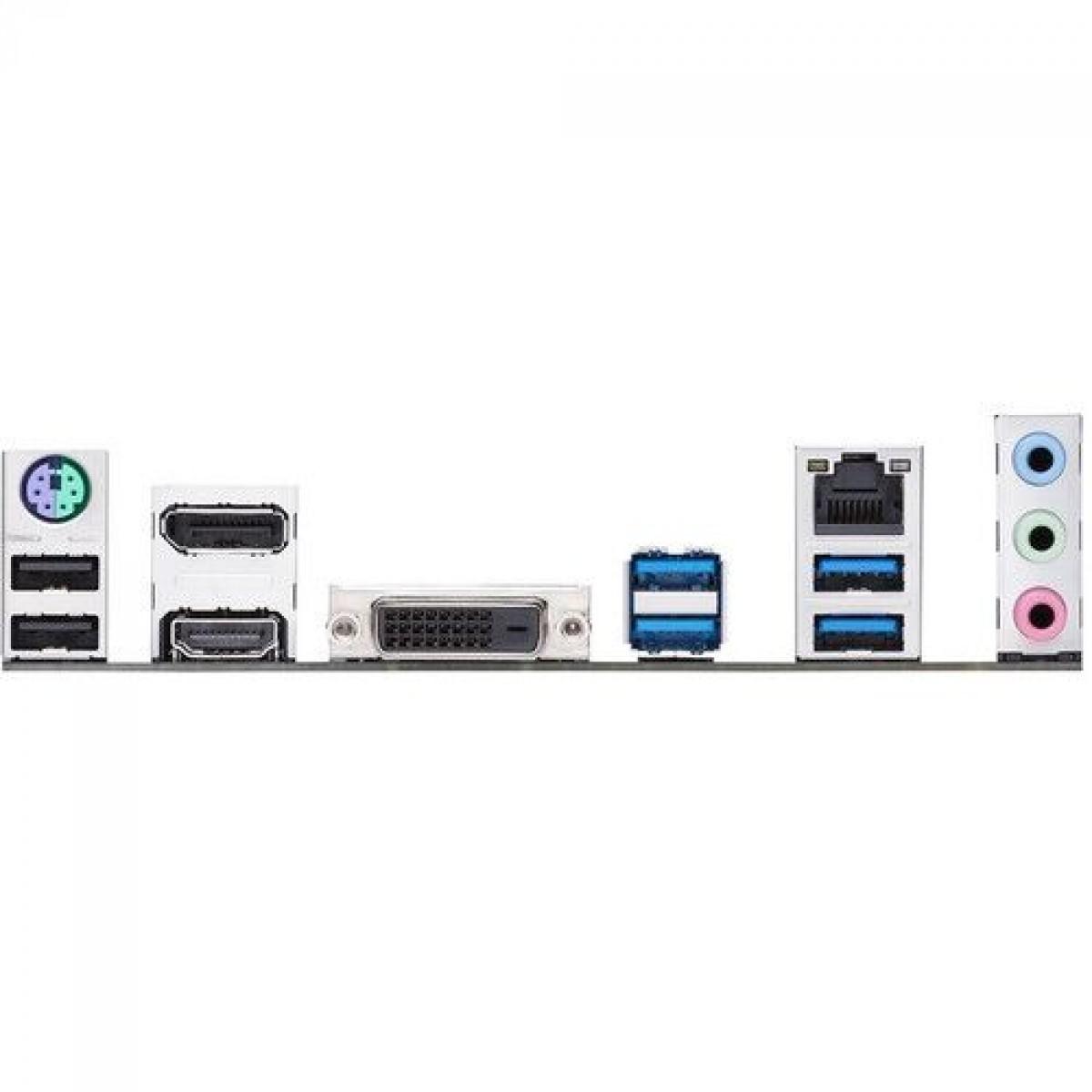 Placa Mãe Asus Prime B460M-A, Chipset B460, Intel LGA 1200, mATX, DDR4