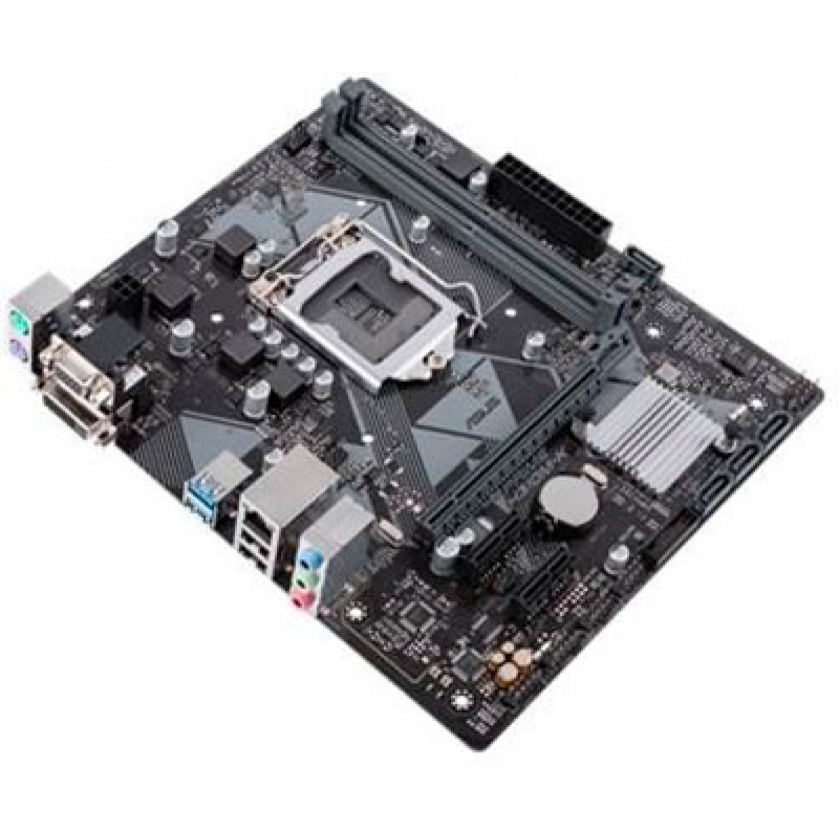 PLACA MÃE ASUS PRIME H310M-K, Chipset H310, Intel LGA 1151, mATX, DDR4