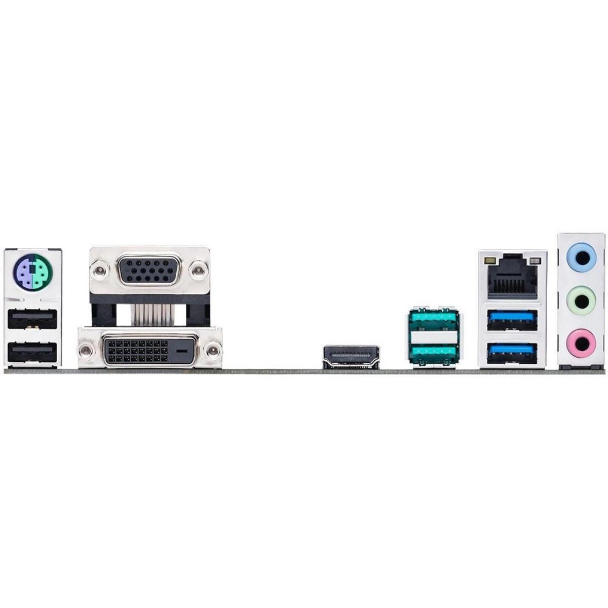 Placa Mãe Asus Prime H370-A, Chipset H370, Intel LGA 1151, ATX, DDR4