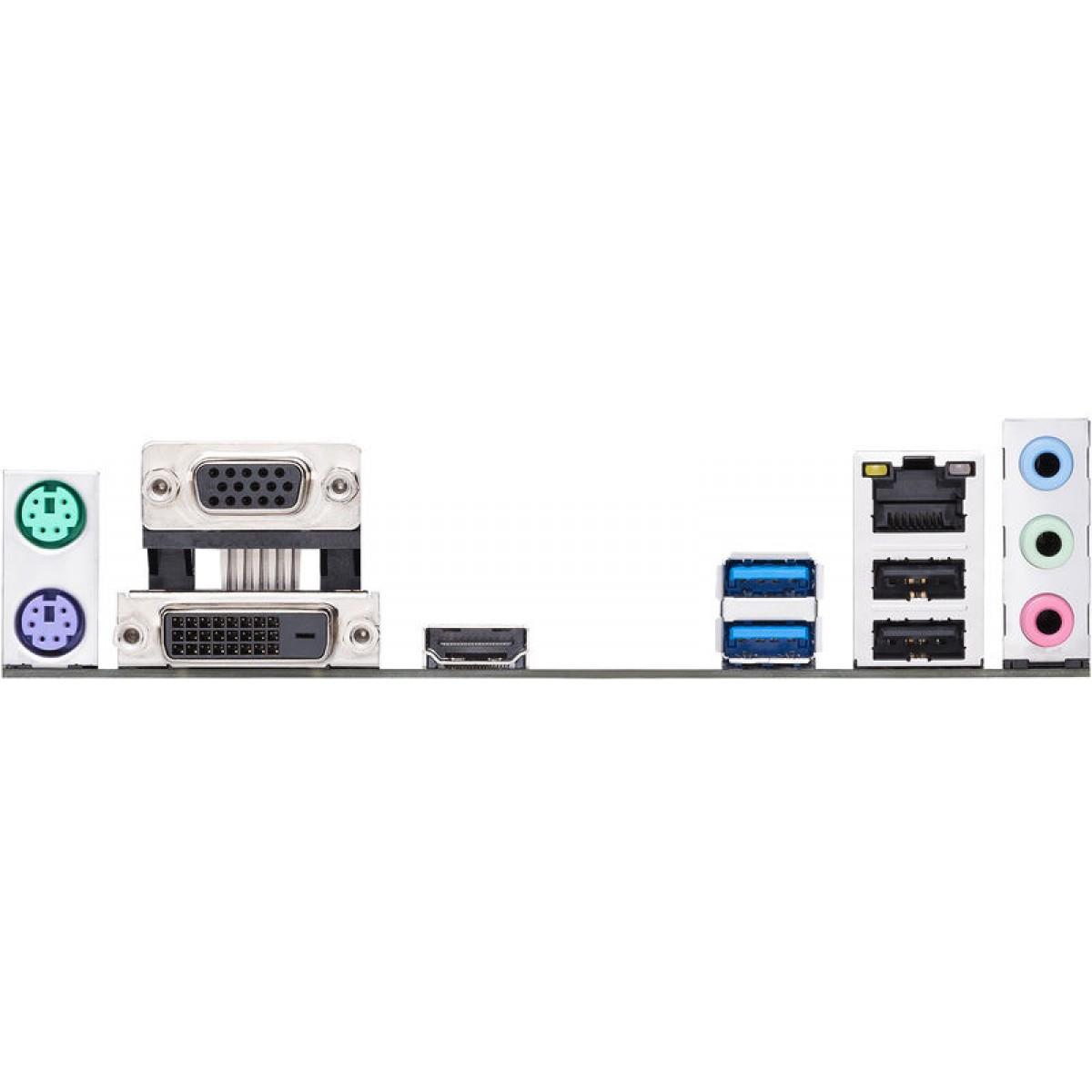 Placa Mãe Asus Prime H410m-A, Chipset H410, Intel LGA 1200, mATX, DDR4
