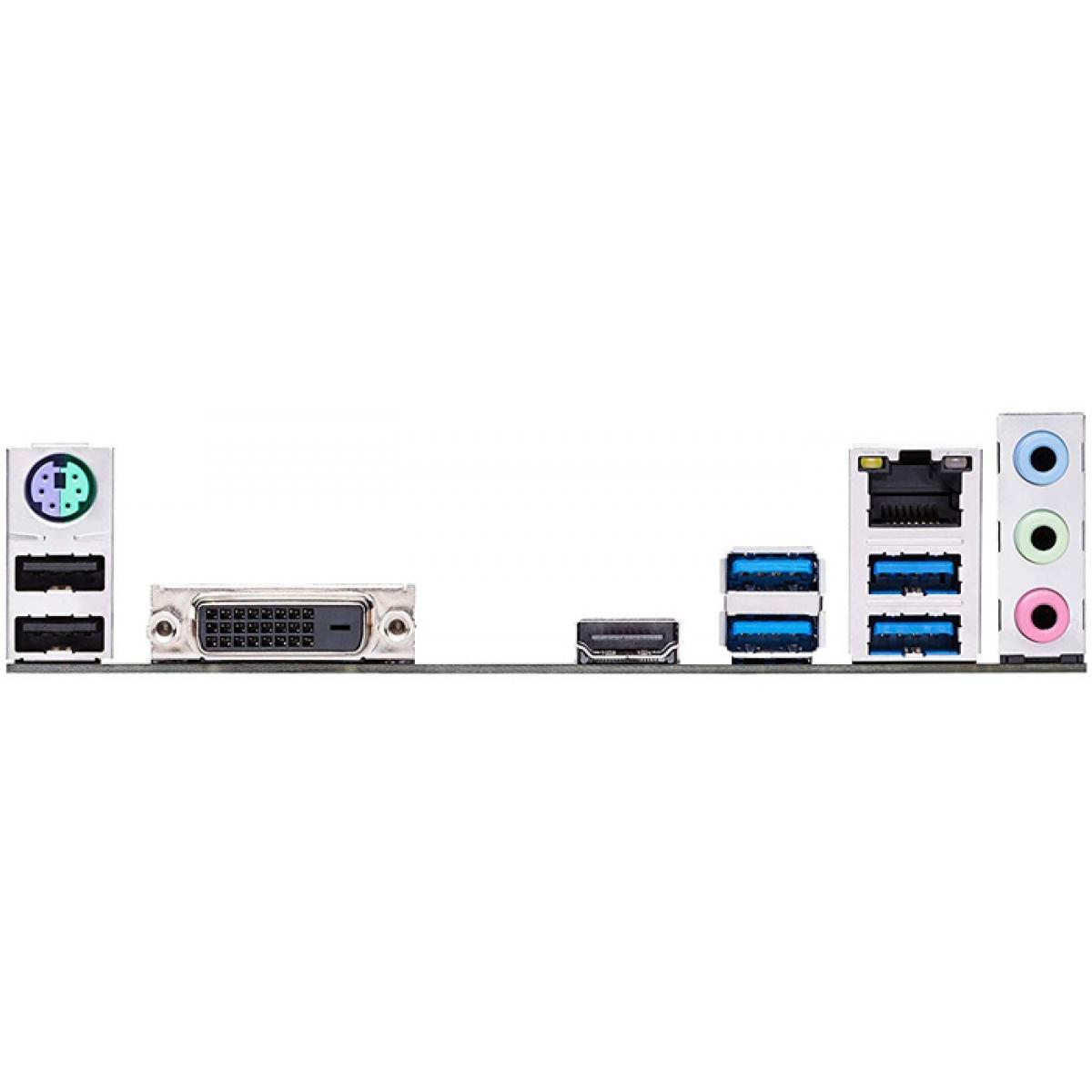 Placa Mãe Asus PRIME Z370-P II, Chipset Z370, Intel LGA 1151, ATX, DDR4
