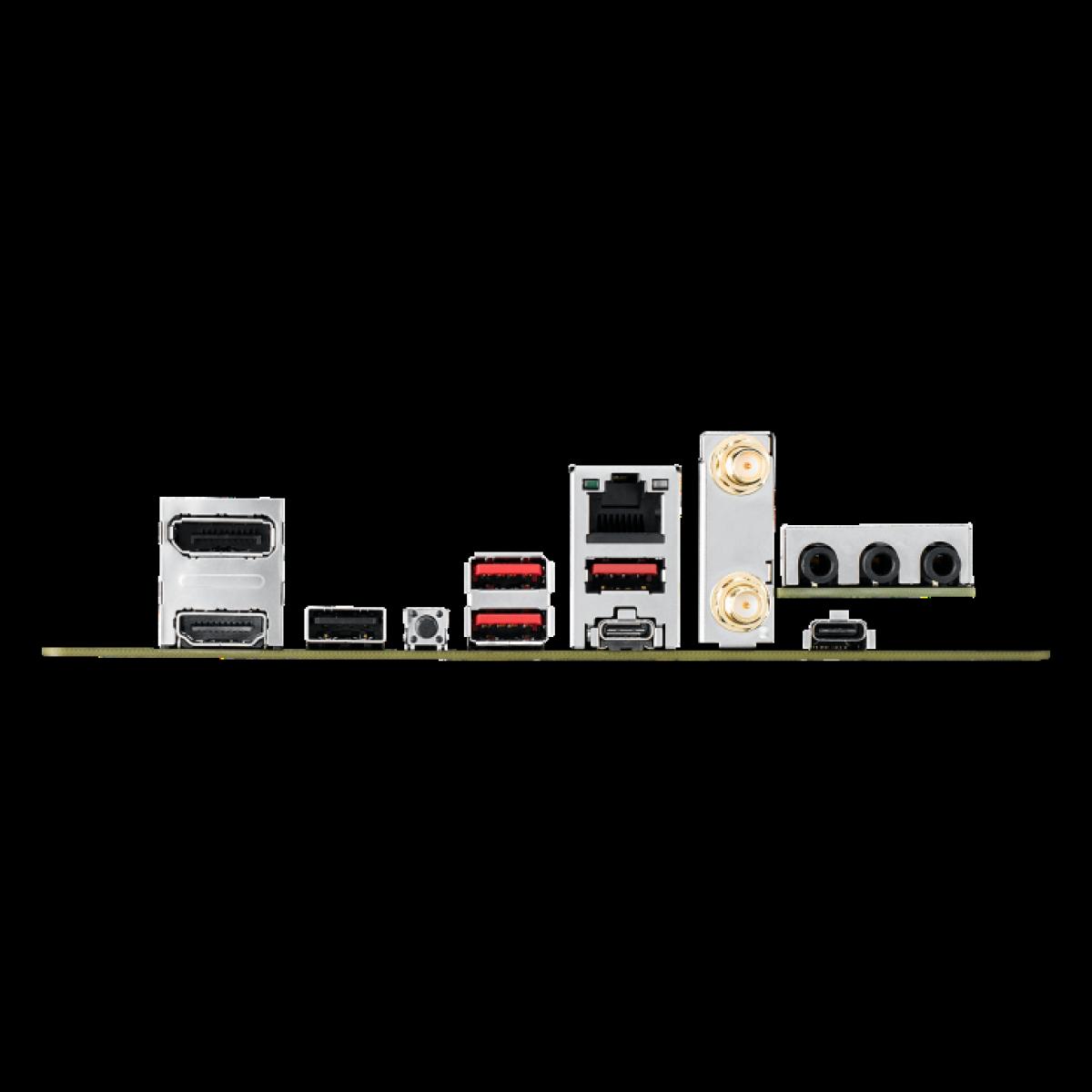 Placa Mãe ASUS ROG Strix B550-I Gaming, Chipset B550, AMD AM4, WI-Fi, Mini-ITX, DDR4, 90MB14L0-M0EAY0