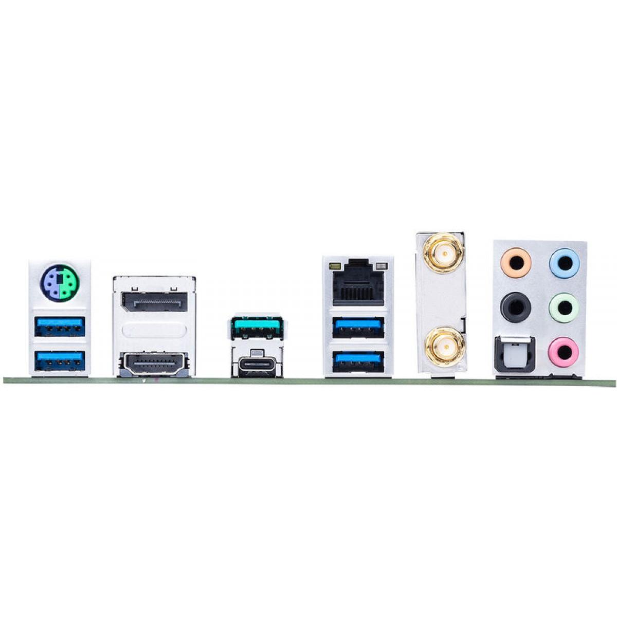 Placa Mãe Asus Tuf Gaming Z490-Plus Wi-Fi, Chipset Z490, Intel LGA 1200, ATX, DDR4