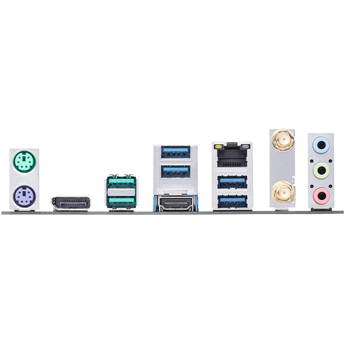 Placa Mãe Asus TUF Z390-Plus Gaming (Wi-fi), Chipset Z390, Intel LGA 1151, ATX, DDR4
