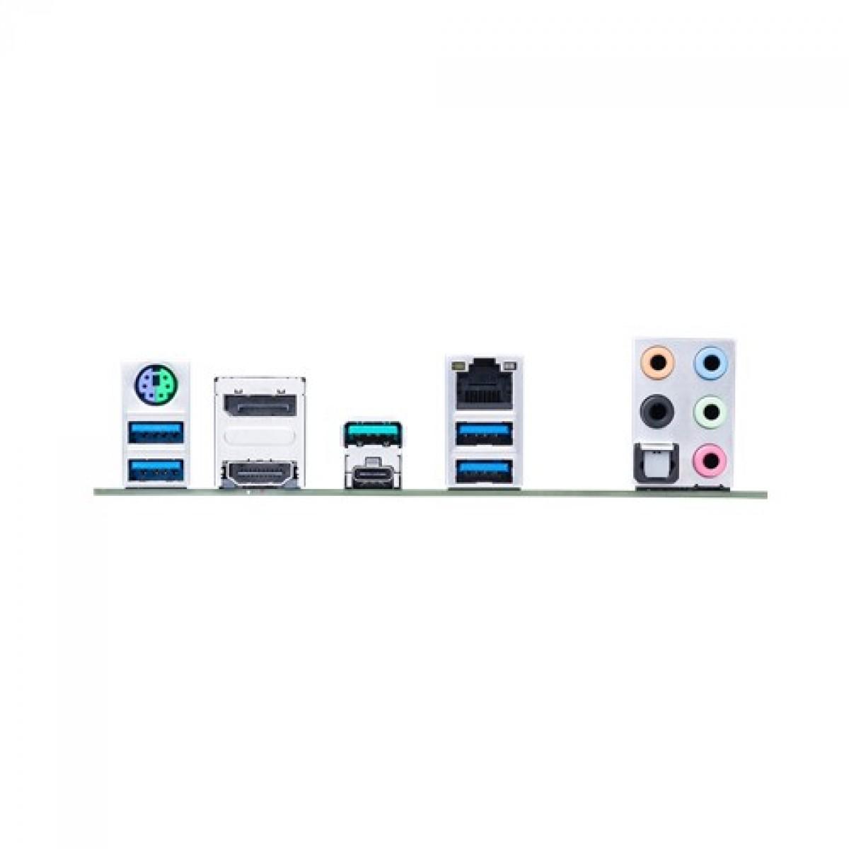 Placa Mãe Asus Z490-Plus Tuf Gaming, Chipset Z490, Intel LGA 1200, ATX, DDR4, 10ª Geração Intel - Open Box