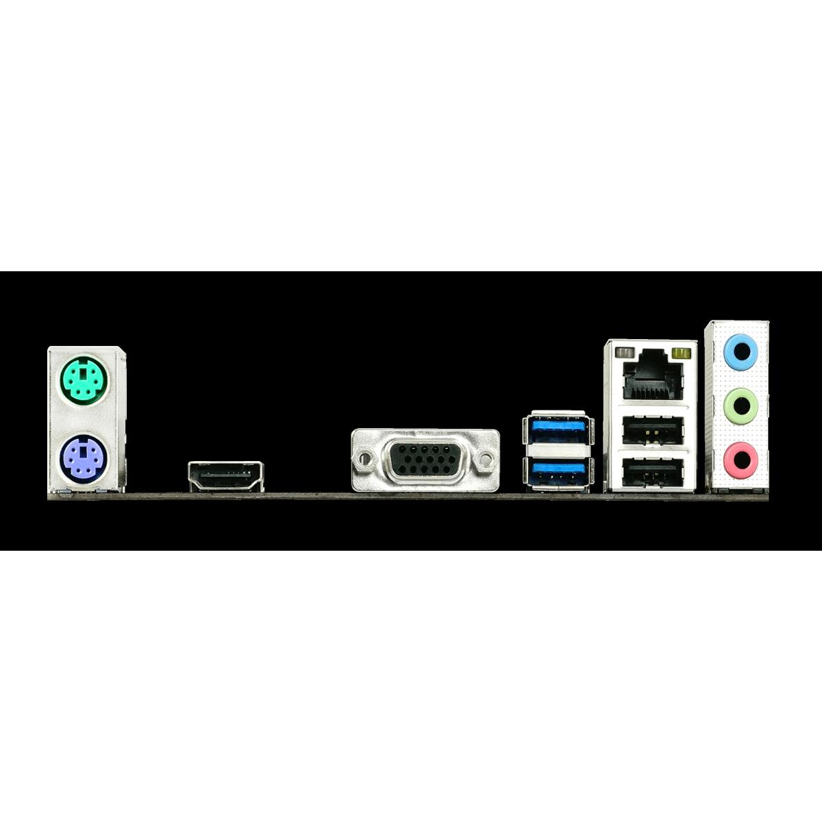 Placa Mãe Biostar A68MHE, Chipset A68H, AMD FM2+, mATX, DDR3, AA68XM2S-R07-BS210S