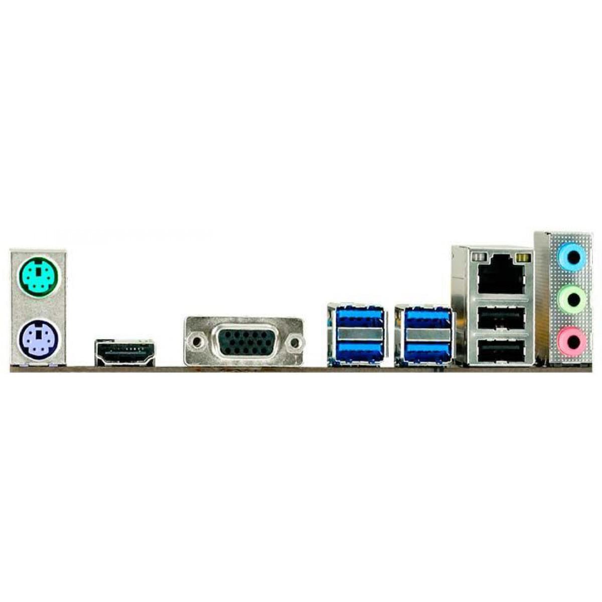 Placa Mãe Biostar B365MHC, Chipset B365, LGA 1151, DDR4