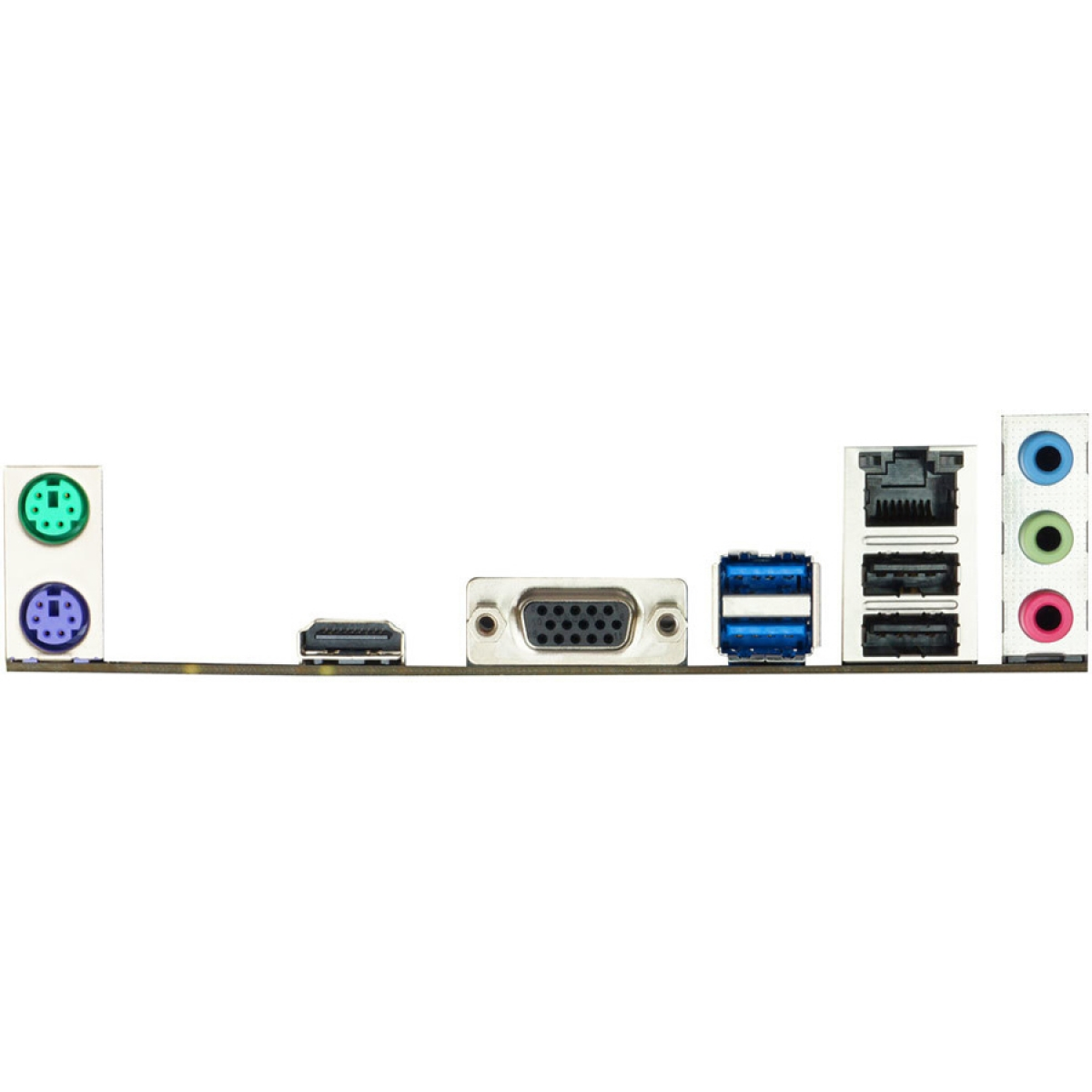 Placa Mãe Biostar H110MH PRO D4, Chipset H110, Intel LGA 1151, mATX, DDR4