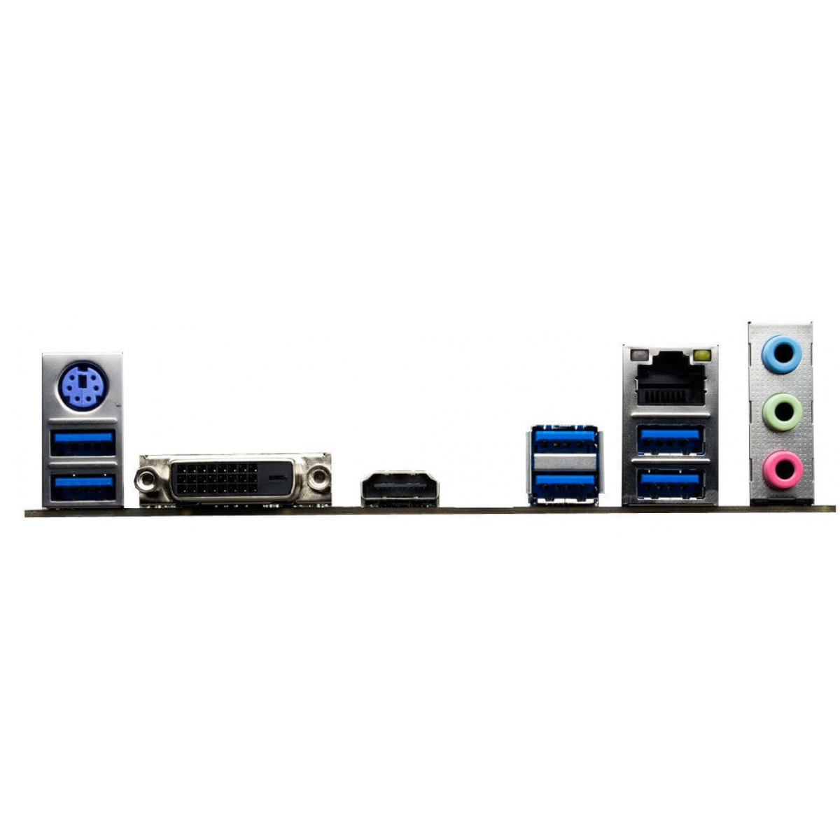 Placa Mãe Biostar Racing B350GT3, Chipset B350, AMD AM4, mATX, DDR4