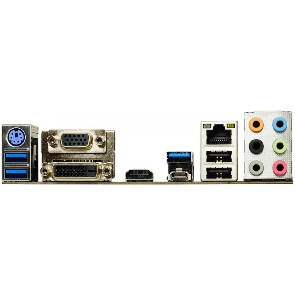 Placa Mãe Biostar Racing B450GT3, Chipset B450, AMD AM4, mATX, DDR4