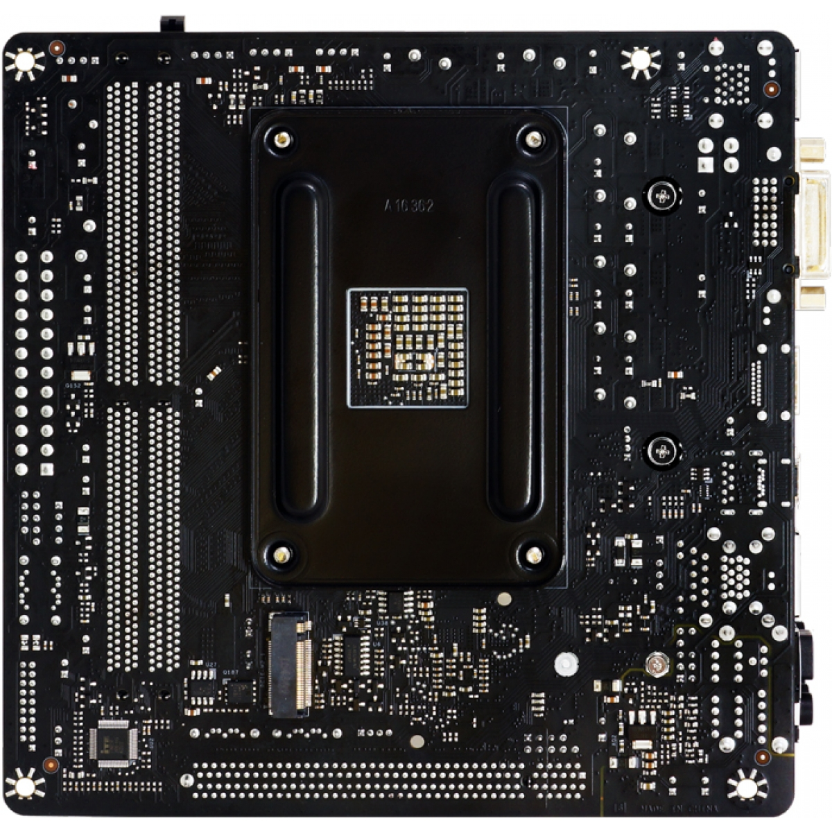 Placa Mãe Biostar Racing X470GTN, Chipset X470, AMD AM4, mITX, DDR4
